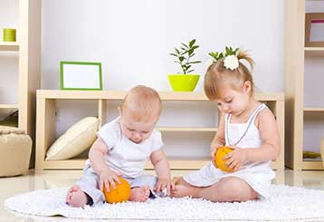 Children and Carpet Cleaning | Encino Carpet Cleaning