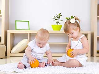 Children and Carpet Cleaning | Encino Carpet Cleaning Company